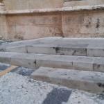 Ingresso laterale Duomo Noto